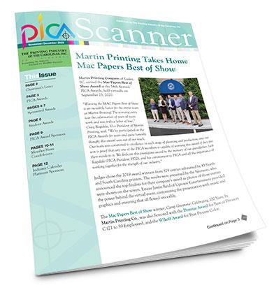 PICA Scanner Nov-Dec 2020
